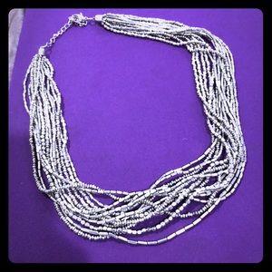 Jewelry - Boutique vintage multi-strand necklace